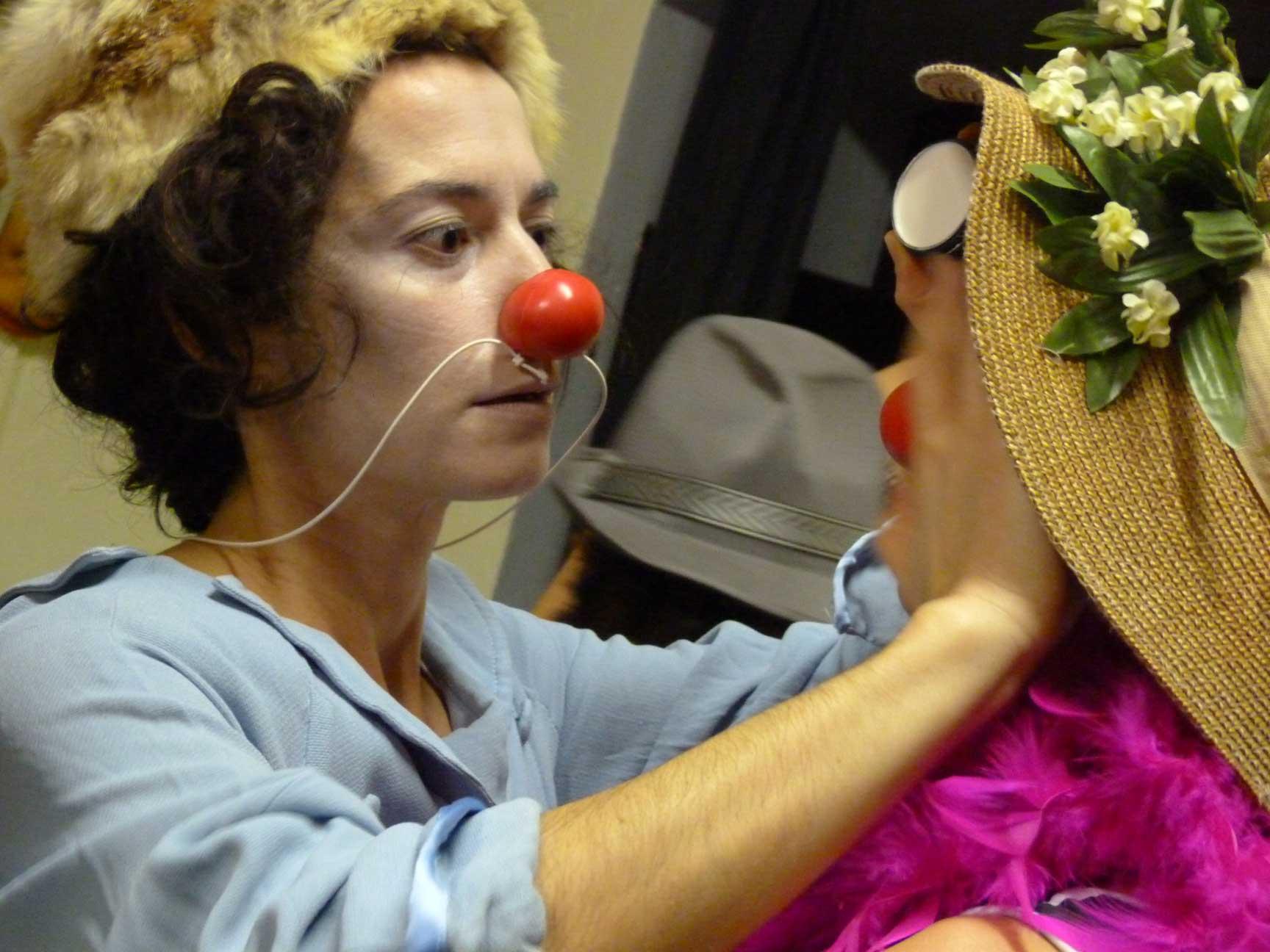 Alla ricerca del proprio clown