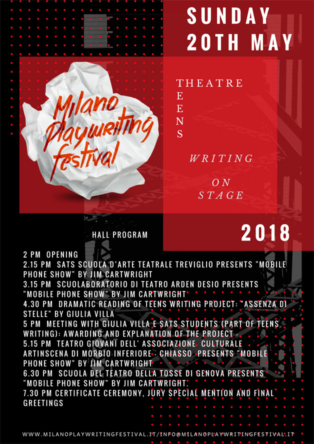 Milano Playwriting Festival