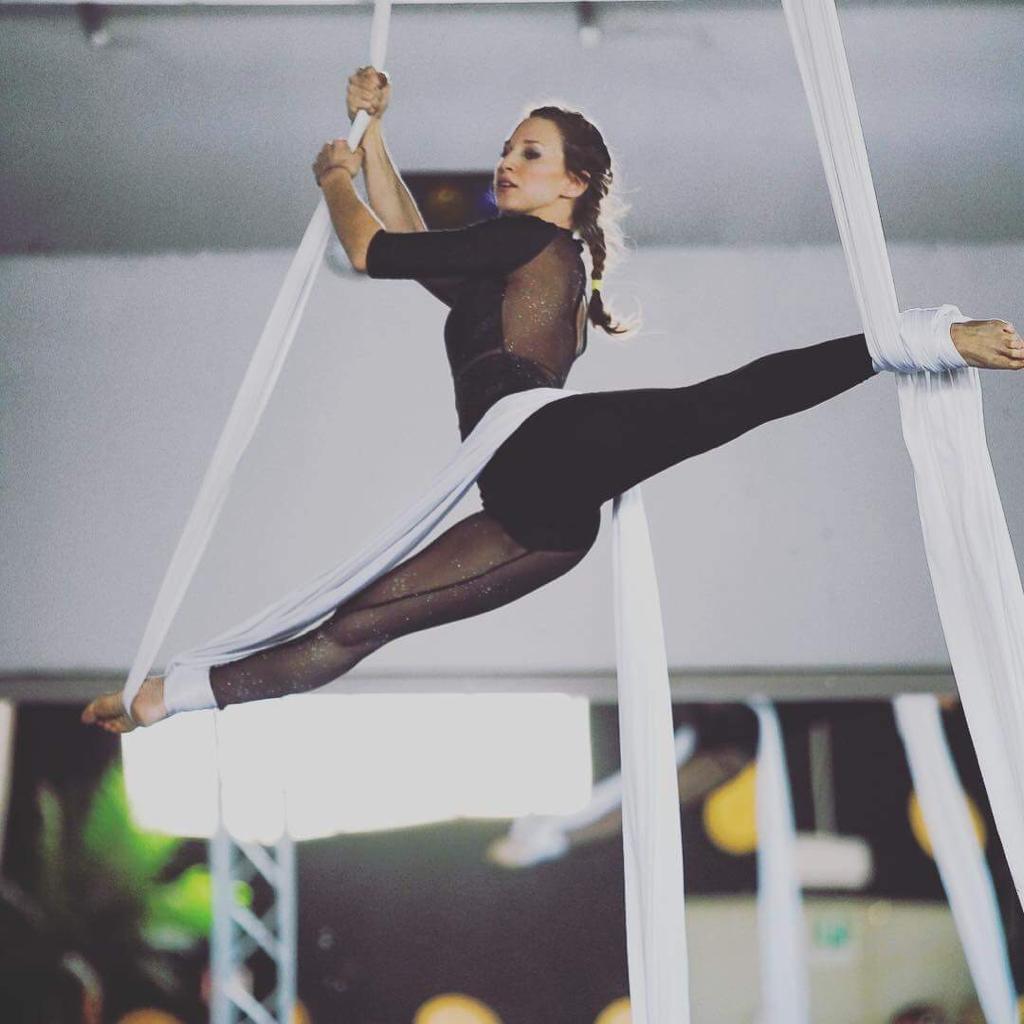 Alessia Colicci Scuola Circo SATS