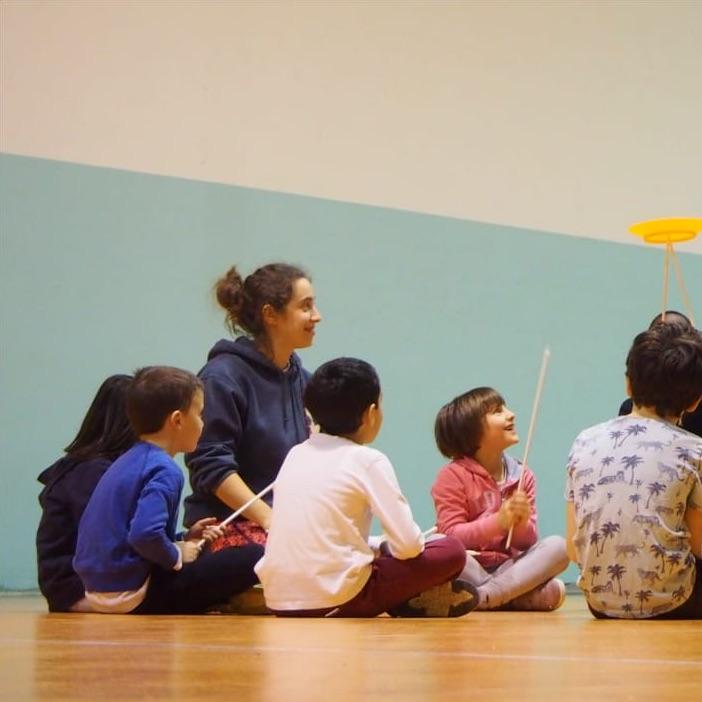 Sara Bernareggi Scuola Circo SATS